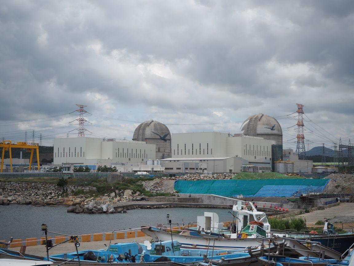 新コリ核電
